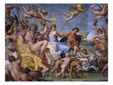 Triumph of Bacchus and Ariadne  from Loves of the Gods Frescos