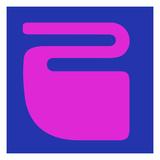 Letter Z Purple