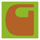 Letter G Orange