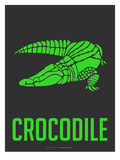 Crocodile Green