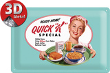 Kellogg's Quick K Menu