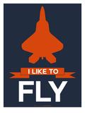 I Like to Fly 1