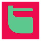 Letter T Green