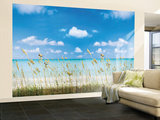 Hamptons Huge Wall Mural Poster Print