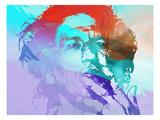 Keith Richards Reproduction d'art par NaxArt