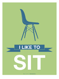 I Like to Sit 1