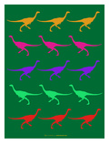 Dinosaur Family 4