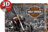 Harley-Davidson Favourite Ride