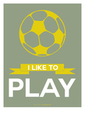 I Like to Play 1