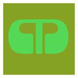 Letter M Green