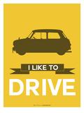 I Like to Drive Mini Cooper 1