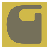 Letter G Grey