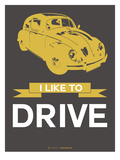 I Like to Drive Beetle 1