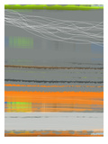 Abstract Orange Stripe1