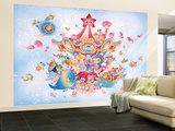Whimsey Huge Wall Mural Poster Print