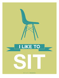I Like to Sit 2