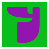 Letter Y Purple