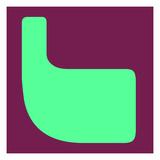 Letter L Green