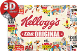 Kellogg's The Original Collage