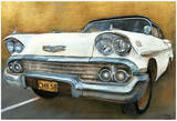 Chevrolet 58 Blanche
