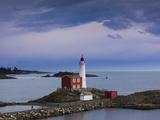 Canada  British Columbia  Vancouver Island  Victoria  Fisgard Lighthouse