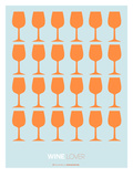 Wine Lover Orange