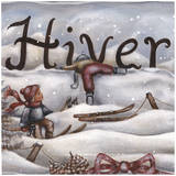 Hiver Ski