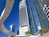 Central Business District  Brisbane  Queensland  Australia
