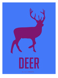 Deer Purple