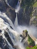 Barron Falls  Kuranda  Cairns  Queensland  Australia