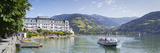 Grand Hotel on Lake Zell Am See  Pinzgau  Salzkammergut  Austria