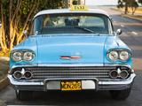 Cuba  Matanzas Province  Varadero  1950s-Era US-Made Chevrolet Car