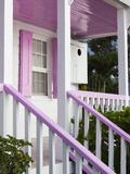 Bahamas  Eleuthera Island  Harbour Island  Dunmore Town  Colonial-Era House