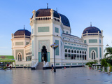 Indonesia  Sumatra  Medan  Great Mosque