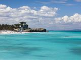 Cuba  Matanzas Province  Varadero  Varadero Beach by the Mansion Xanadu