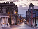 Cuba  Pinar Del Rio Province  Pinar Del Rio  City Buildings  Plaza De La Independencia