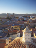 View of Potosi (UNESCO World Heritage Site)  Bolivia
