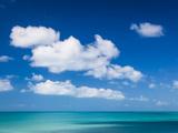 Bahamas  Eleuthera Island  Landscape by the Glass Window Bridge
