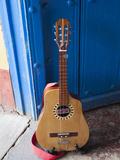 Cuba  Sancti Spiritus Province  Trinidad  Cuban Guitar