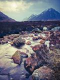UK  Scotland  Highland  Glen Coe  Buachaille Etive Mor