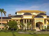 Indonesia  Sumatra  Medan  Maimoon Palace
