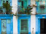 Cuba  Havana  Havana Vieja  Old Havana Buildings