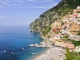Italy  Campania  Salerno District  Peninsula of Sorrento  Positano