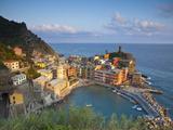 Vernazza  Cinque Terre  Riviera Di Levante  Liguria  Italy