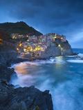 Manarola  Cinque Terre  Riviera Di Levante  Liguria  Italy