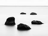 Five Rocks  Iceland