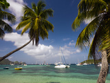 St Vincent and the Grenadines  Bequia  Port Elizabeth  Admiralty Bay