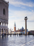 Piazza San Marco (St Mark's Square)  Venice  Italy