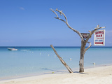 Long Bay  Negril  Westmoreland Parish  Jamaica  Caribbean