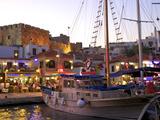 Restaurants  Marmaris  Datcha Peninsula  Turkey